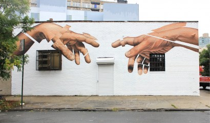 'Creation' - Brooklyn NYC, USA