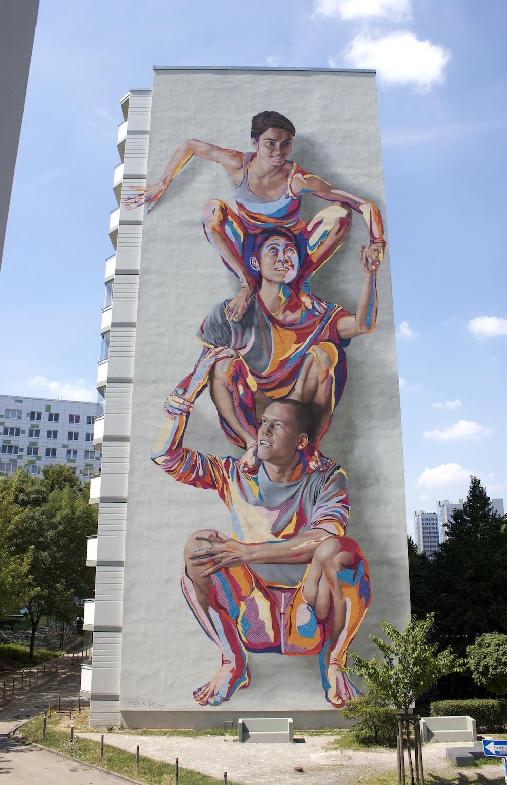James Bullough Street Art Artpeople Net