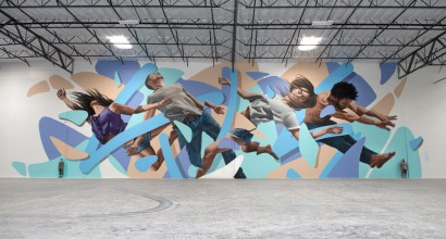 'Circus' - 10x33meters (35x110feet) - Las Vegas, Nevada USA - 2018